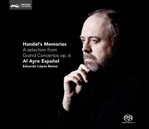Handel's Memories-A selection from Grand Concert