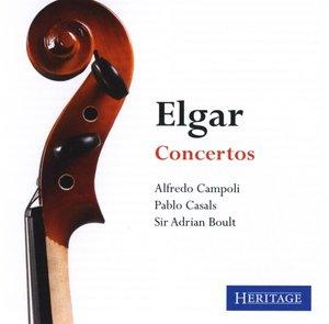 Elgar String Concertos