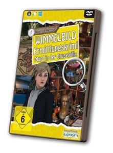 Wimmelbild: Ermittlungskrimi - Mord in der Gruselvilla