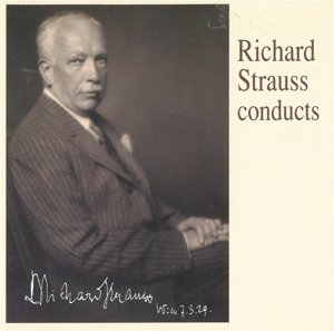 Richard Strauss Dirigiert
