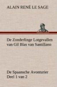De Zonderlinge Lotgevallen van Gil Blas van Santillano De Spaans