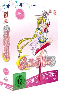 Sailor Moon SuperS - Box 07