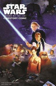 Star Wars: Return of the Jedi Cinestory Comic: Collector\'s Edit
