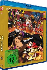 One Piece - 11. Film: One Piece Z - Blu-ray