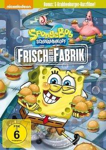 SpongeBob Schwammkopf - Frisch aus der Fabrik