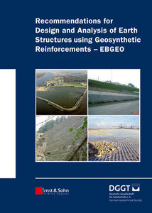 Recommendations for Design and Analysis of Earth Structures usin