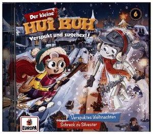 Der kleine Hui Buh 06 (Audio-CD)