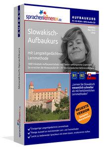 Slowakisch-Aufbaukurs, PC CD-ROM mit MP3-Audio-CD