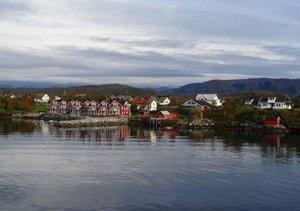 Mit dem Postschiff entlang der norwegischen Küste (Tischaufstell