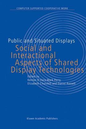 Public and Situated Displays - zum Schließen ins Bild klicken