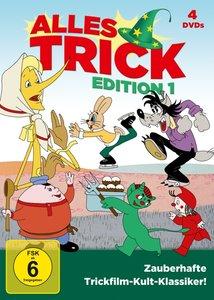 Edition 1-Zauberhafte Trickfilm-Kult-Klassiker