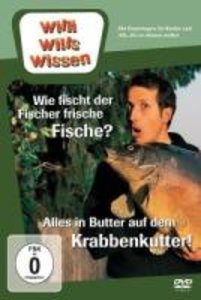 Wie Fischt D.Fischer Frische Fische?/Krabbenkutter