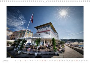 PIRAN!AT-Version (Wandkalender 2020 DIN A3 quer)
