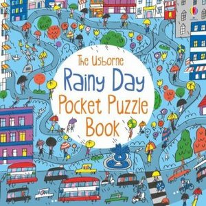 Rainy Day Pocket Puzzle Book