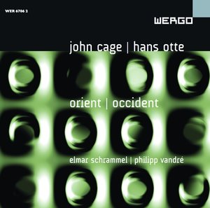 Cage/Otte-Orient/Occident