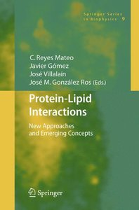 Protein-Lipid Interactions