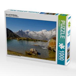 See auf Chritzboden 1000 Teile Puzzle quer
