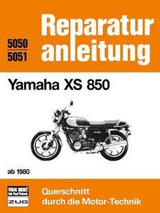 Yamaha XS 850 ab 1980