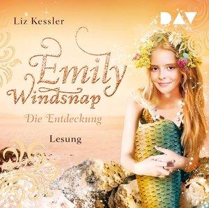 Emily Windsnap - Teil 3: Die Entdeckung, 2 Audio-CDs