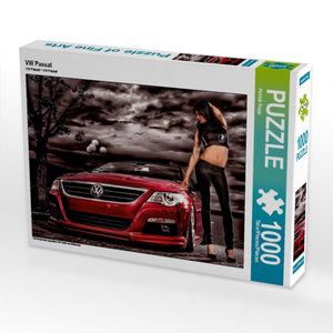 VW Passat 1000 Teile Puzzle quer