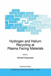 Hydrogen and Helium Recycling at Plasma Facing Materials
