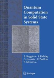 Quantum Computing in Solid State Systems