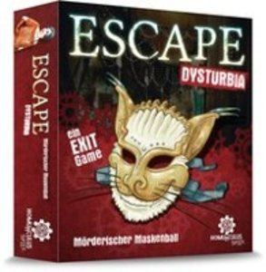 ESCAPE Dysturbia: Mörderischer Maskenball