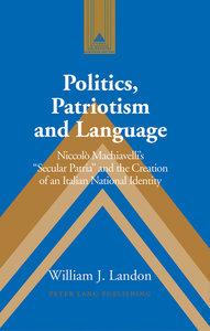 Politics, Patriotism and Language