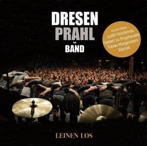 Dresen Prahl und Band - Leinen los, 1 Audio-CD + 1 DVD-Audio (Li