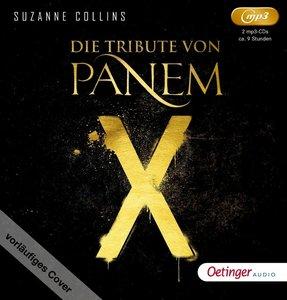 Die Tribute von Panem, 1 Audio-CD, MP3