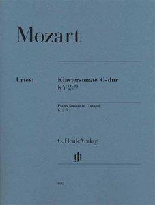 Klaviersonate C-dur KV 279 (189d)