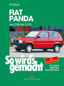 So wird's gemacht. Fiat Panda 30 - 49 PS ab 2/80