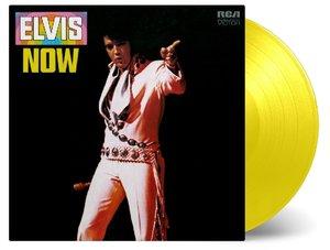 Elvis Now (ltd gelbes Vinyl)