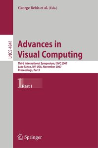 Advances in Visual Computing - Part 1