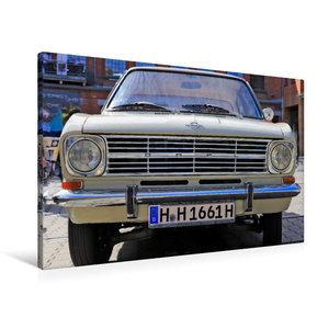 Premium Textil-Leinwand 90 cm x 60 cm quer Opel Kadett