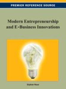 Modern Entrepreneurship and E-Business Innovations