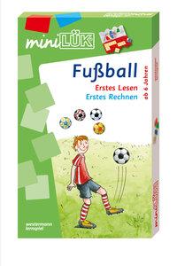 miniLÜK-Set. Fußball: Erstes Lesen / Erstes Rechnen