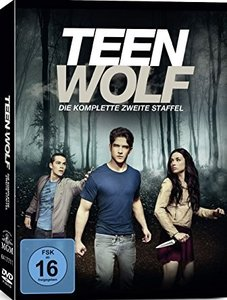 Teen Wolf - Staffel 2 (Softbox)
