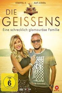 Die Geissens - Staffel 8 (4 DVD)