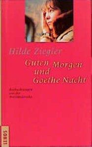Guten Morgen und Goethe Nacht