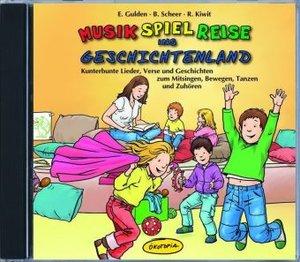 CD Musik-Spiel-Reise ins Geschichtenland