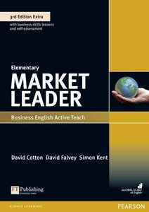 Market Leader. Extra Elementary Active Teach CD-ROM