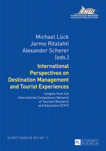 International Perspectives on Destination Management and Tourist