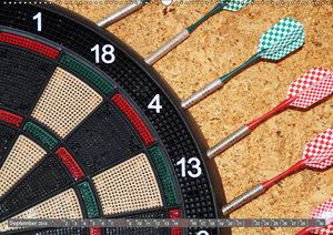 Darts. Konzentration - Sport - Spannung