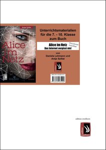 """Unterrichtsmaterail zu Antje Szillat """"Alice im Netz"""""""