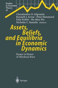 Assets, Beliefs, and Equilibria in Economic Dynamics