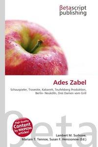Ades Zabel