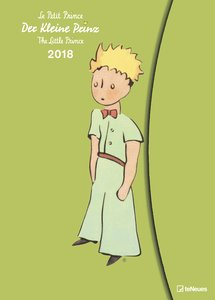 Der kleine Prinz 2018 Magneto Diary 16x22