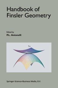 Handbook of Finsler Geometry