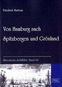 Von Hamburg nach Spitzbergen und Grönland